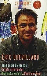 Europe, N° 1026, octobre 2014 : Eric Chevillard