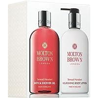 Molton Brown Sensuale Corpo Hanaleni E Bagno Set 2 X 300ml