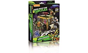 Teenage Mutant Ninja Turtles Loisirs créatifs Shellraiser Vehicle Lot