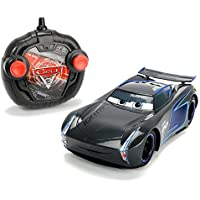 Majorette - Cars 3 - Voiture Radiocommandée Flash McQueen 1/24 + Fonction Turbo