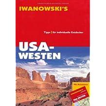 USA Westen: Mit Reisekarte
