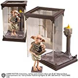Noble Collection nn7346 – Harry Potter Magische Kreaturen, Diorama: Dobby