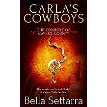 Carla's Cowboys (The Cowboys of Cavern County Book 1)