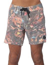Bench Iron Bikini Babes Boardshort - Pantalón de surf para hombre, color negro