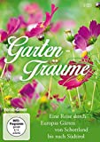 Gartenträume - Dokumentation in 5 Teilen [2 DVDs]