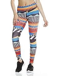 Bench Damen Leggings Bold Stripe Aop Leggings