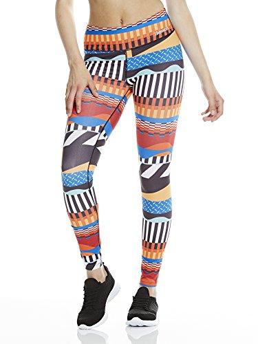 Bench Bold Stripe AOP Legging bleu marine