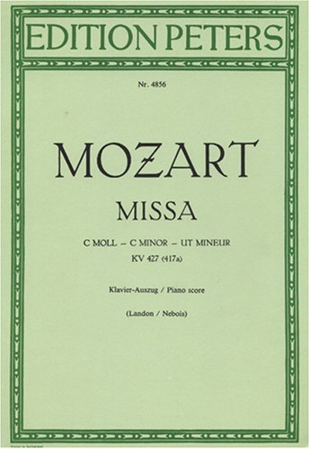 Mass in C Minor K427