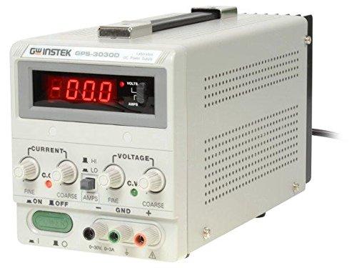 GPS-3030D Pwr sup.unit laboratory Channels1 0÷30VDC 0÷3A GW INSTEK Instek Gps