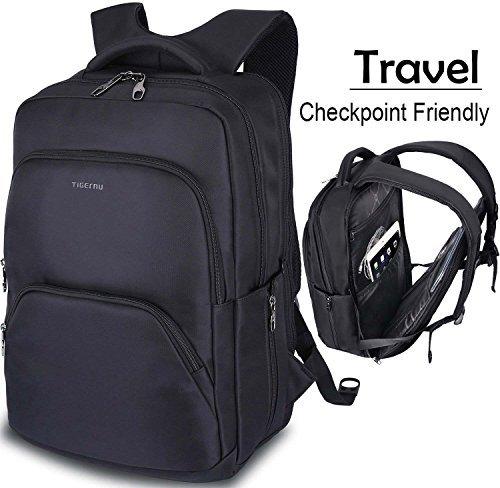 lapacker Reise groß Checkpoint Friendly Scansmart TSA Laptop Rucksack Computer passend für 39,6–43,9cm Tablets (Friendly Laptop Checkpoint)