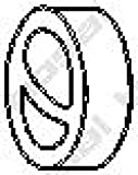 Bosal 255-766 Anschlagpuffer, Schalldämpfer