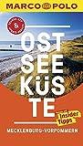 MARCO POLO Reiseführer Ostseeküste Mecklenburg-Vorpommern: Reisen mit Insider-Tipps. Inkl. kostenloser Touren-App und Events&News - Anke Lübbert