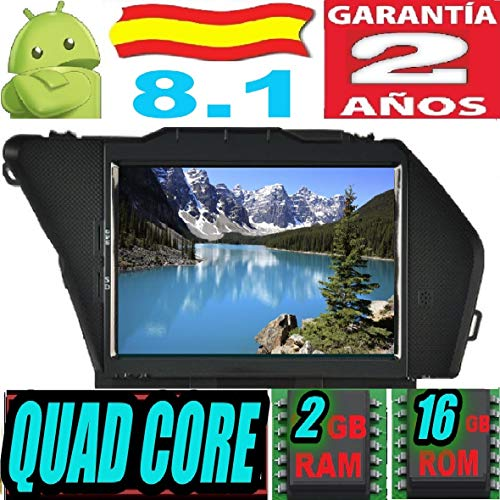 Mercedes Benz GLK (2008 2009 2010) / GLK X204 /GLK 300 /GLK 350 Android 8.1 Quad Core 2GB RAM 16 GB ROM GPS Radio Coche DVD AUTORADIO WiFi 3g 4g navi navegador