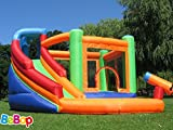 Bebop grande inflable castillo hinchable...