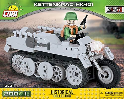 COBI ®SD KFZ 2Kettenkrad hk-101200 pièces