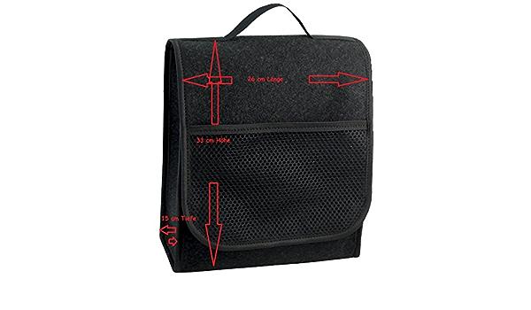 Ejp Bags Kofferraumtasche Small Bag In Farbe Schwarz Passend Für T6 California Auto