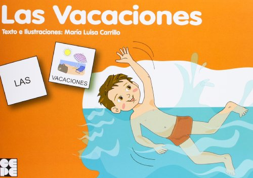Las vacaciones (Pictogramas) por María Luisa Carrillo Rojo