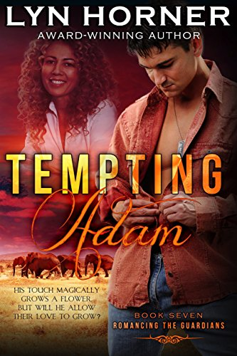 Tempting Adam (Romancing the Guardians Book 7) by [Horner, Lyn]