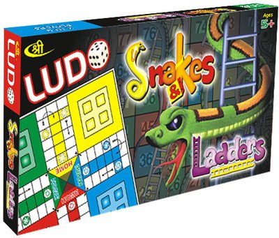 Kids Mandi Ludo Snake and ladder  available at amazon for Rs.159