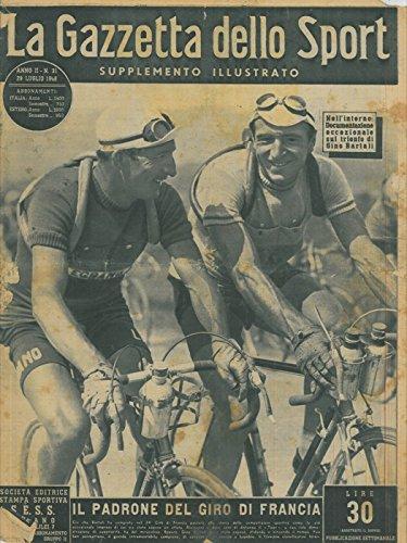Il padrone del Giro di Francia (Bartali)