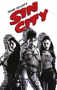 Sin City Poster Print (27.94 x 43.18 cm)
