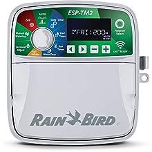 Rain Bird 890391 ESP-TM2-Programmatore, 230 V, 6 stazioni, Bianco