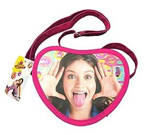 Memory Technology Soy Luna F85020 - Bolso bandolera con imagen 3D lenticular en la parte frontal para niños