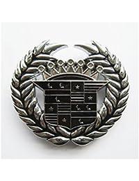 hotrodspirit - boucle de ceinture metallica logo groupe hard rock homme 800f1d3e38c
