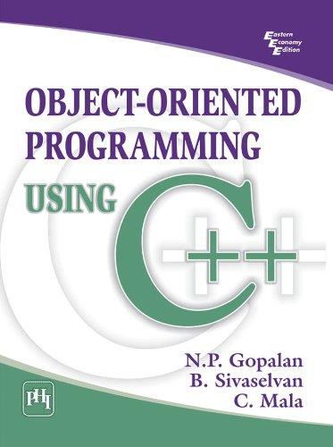Descargar De Torrent Object-Oriented Programming Using C++ Infantiles PDF