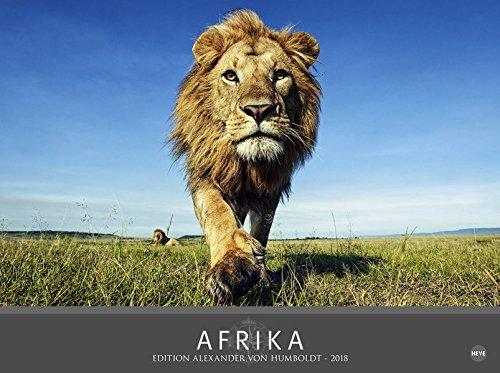Edition Humboldt - Afrika - Kalender 2018