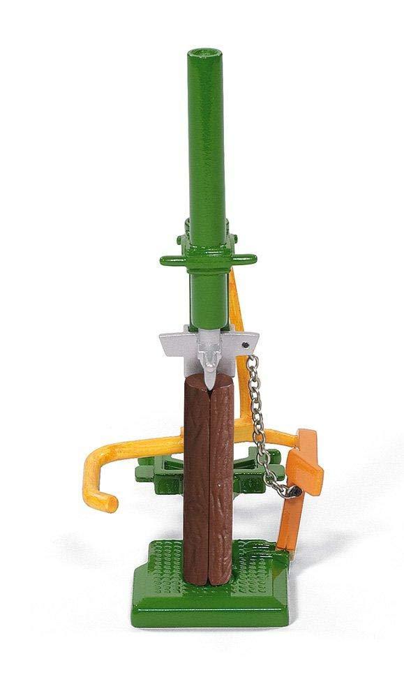 SIKU 2468 1:32 Preassembled Modelo de vehículo de Tierra – Modelos de vehículos de Tierra (1:32, Preassembled, Metal, De plástico, Verde, Naranja)