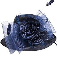 Lady Derby Kerk Britse Tea Party Bruiloft Dressy Hoed S608