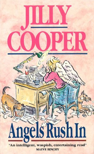 Angels Rush In: The Best of Jilly Cooper's Satire and Humour (English Edition) (Snoopy-angel)