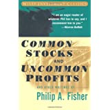 Common Stocks and Uncommon Profits: And Other Writings (Wiley Investment Classics)
