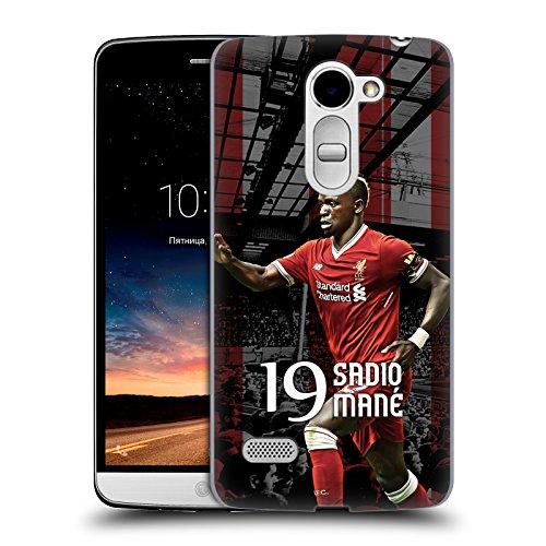 Ray Allen Teams (Offizielle Liverpool Football Club Sadio Mané 2017/18 Erstes Team Gruppe 1 Ruckseite Hülle für LG Ray / Zone)