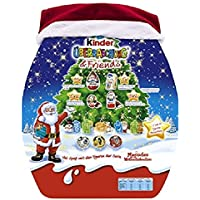 KINDER Calendrier de l'Avent Friends 431 g