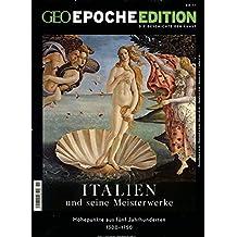 GEO Epoche Edition / GEO Epoche Edition 11/2015 - Italien