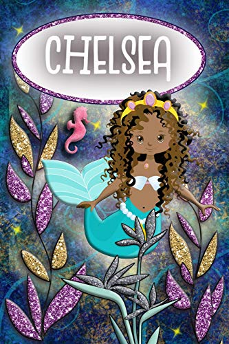 Chelsea Legende (Mermaid Dreams Chelsea: Wide Ruled | Composition Book | Diary | Lined Journal)