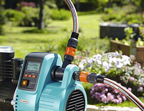 Gardena 5000/5E LCD Hauswasserautomat 1759 - 5