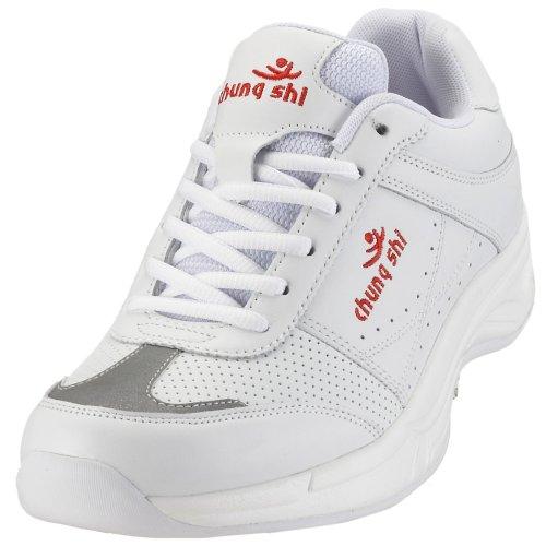Chung Shi Comfort Step Sky Herren 9100, Herren Sportschuhe - Walking Weiss