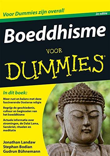 Boeddhisme voor Dummies (Dutch Edition) por Jonathan Landaw