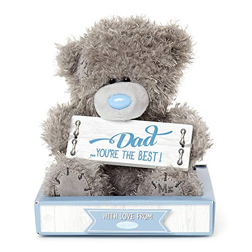Me to You FP701010 Dad You're The Best Tatty Teddybär, Vatertagsgeschenk