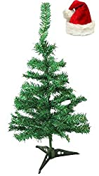 Ghasitaram Gifts Standard Christmas Tree 2 feet Only