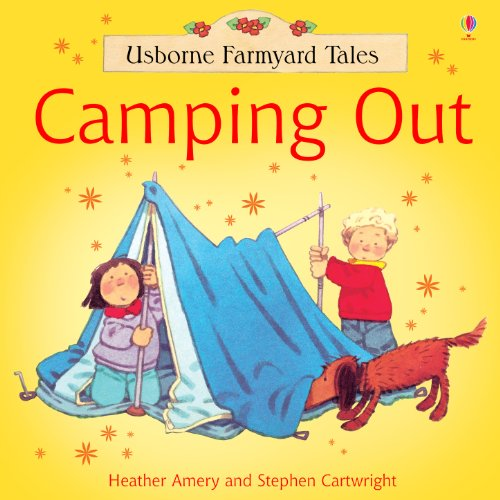 Camping Out: For tablet devices (Usborne Farmyard Tales)