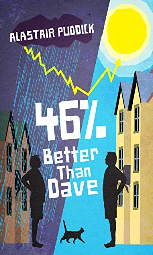 46% Better Than Dave by [Puddick, Alastair]