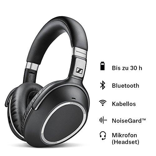 51poCRgKbdL - [Cyberport] B-Ware Sennheiser PXC 550 Wireless Over-Ear Bluetooth-Kopfhörer mit Noise-Canceling für 259€ statt 279€
