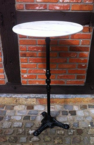 gm-milte-table-de-bistro-table-de-bar-en-marbre-avec-pied-en-fonte-blanc-h-110-cm-oe-60-cm