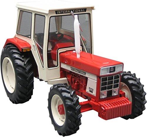 Replicagri - Tracteur CASE IH 844 SB 4 roues motrices
