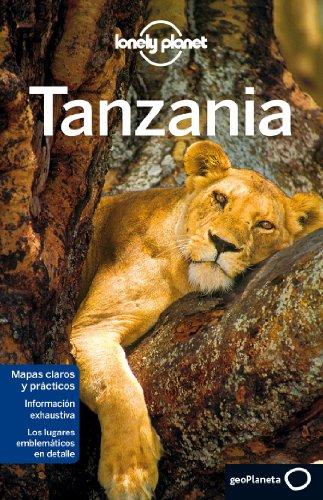 Tanzania 4 (Guías de País Lonely Planet) por Mary Fitzpatrick