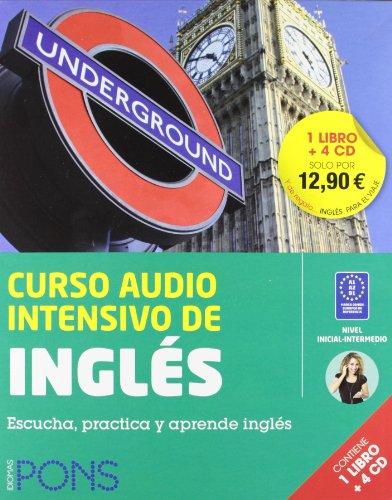Curso audio intensivo de inglés (Pons - En La Empresa) por Aa.Vv.